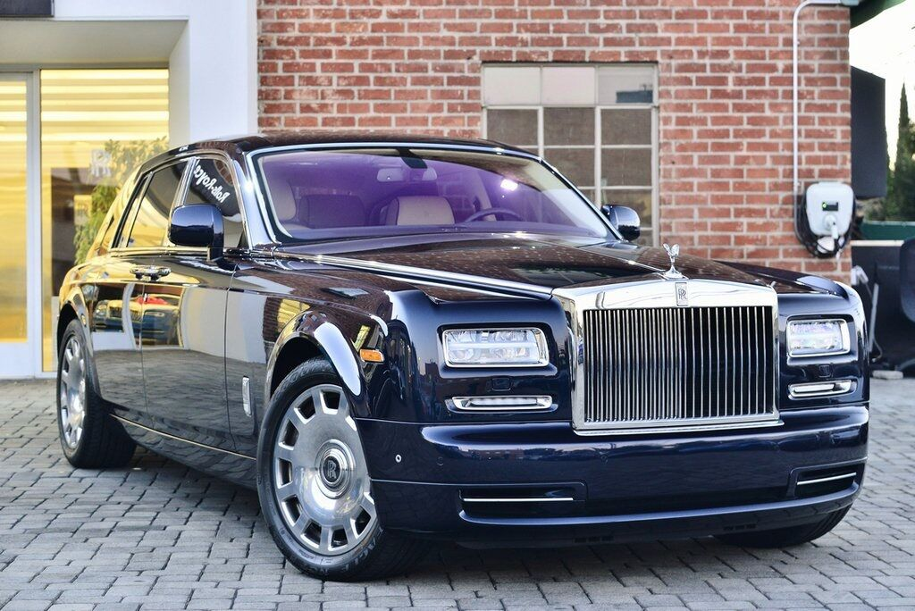 2013 Rolls-Royce Phantom Lawrence KS