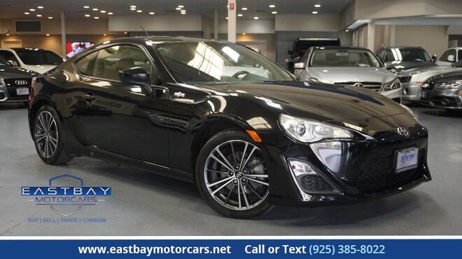 2013_Scion_FR-S_6 Speed manual_ San Ramon CA
