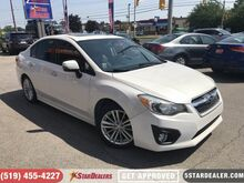 2013_Subaru_Impreza Sedan_2.0i Limited   ROOF   LEATHER   NAV_ London ON