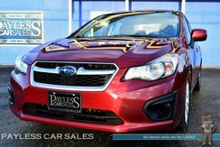 2013_Subaru_Impreza Sedan_Premium / AWD / Automatic / 2-Way Auto Start / Cruise Control / USB & AUX Jacks / 36 MPG_ Anchorage AK