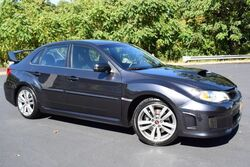 Subaru Impreza Sedan WRX WRX STI 6-Speed 2013