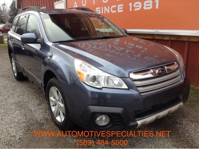 2013 subaru outback limited owners manual