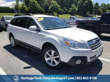 2013 Subaru Outback 2.5i Premium South Burlington VT