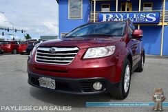 2013_Subaru_Tribeca_Limited / AWD / Power & Heated Leather Seats / Sunroof / Harman Kardon Speakers / Back Up Camera / Bluetooth / 3rd Row / Seats 7 / 1-Owner_ Anchorage AK