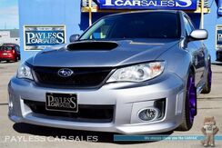 2013_Subaru_WRX Sedan_Limited / AWD / 5-Spd Manual / Heated Leather Seats / Sunroof / Kenwood Deck / XXR 18 in Wheels / Cruise Control / Low Miles_ Anchorage AK