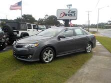 TOYOTA CAMRY SE, BUY BACK GUARANTEE & WARRANTY, CD PLAYER, BLUETOOTH, HEATED MIRRORS, LOW MILES 75K! 2013