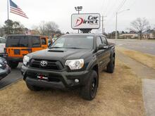 2013_TOYOTA_TACOMA_TRD 4X4, BUYBACK GUARANTEE, WARRANTY,  BLUETOOTH, BED LINER, TOW PKG, BEAUTIFUL GREEN!!!_ Virginia Beach VA
