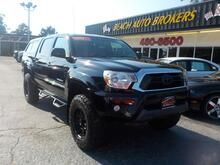 2013_TOYOTA_TACOMA_TRD OFF ROAD 4X4, BUYBACK GUARANTEE, WARRANTY, HARD CAMPER SHELL, TOW PKG, RUNNING BOARDS!_ Norfolk VA