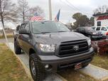 2013 TOYOTA TUNDRA TRD ROCK WARRIOR  CREW MAX 4X4, BACKUP CAM, SATELLITE RADIO, TOW PKG, HEATED MIRRORS, ONLY 1 OWNER!!