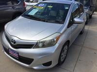 TOYOTA YARIS 4 DOOR HATCHBACK 2013