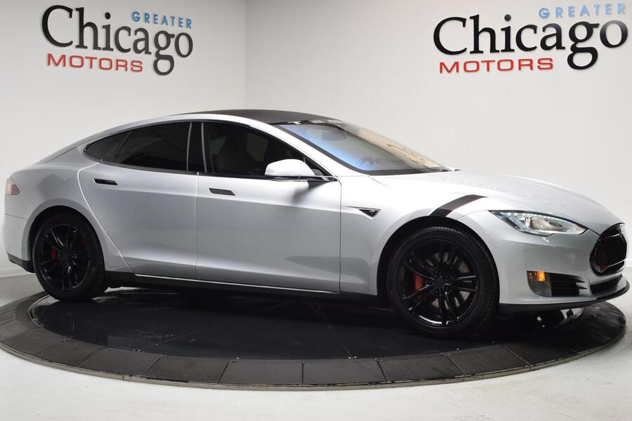 2013_Tesla_Model S__ Glendale Heights IL