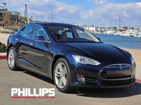 2013_Tesla_Model S__ Newport Beach CA