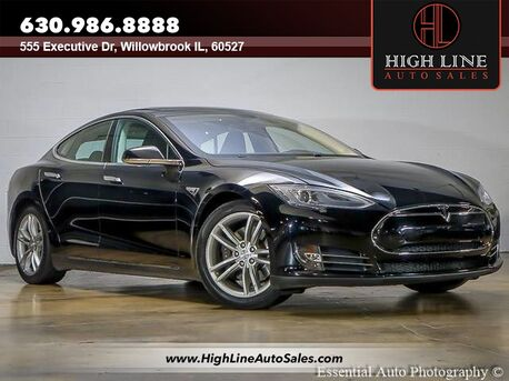 2013_Tesla_Model S__ Willowbrook IL