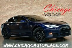 2013_Tesla_Model S_60 - SUBZERO PACKAGE 19'' GLOSS BLACK PREMIUM WHEELS LED INTERIOR LIGHT PACKAGE BLACK LEATHER HEATED SEATS NAVIGATION BACKUP CAMERA_ Bensenville IL