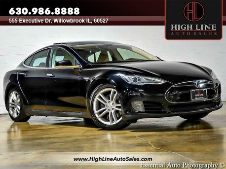 2013_Tesla_Model S_60_ Willowbrook IL