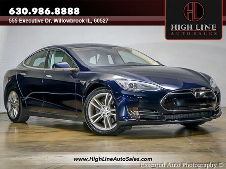 2013_Tesla_Model S_60kw_ Willowbrook IL