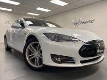 2013_Tesla_Model S_85 Performance_ Dallas TX