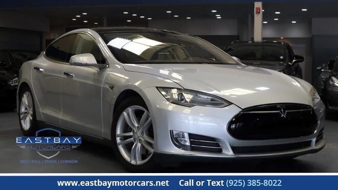 2013_Tesla_Model S_85Kw * Tech pkg * Active Air suspension *_ San Ramon CA