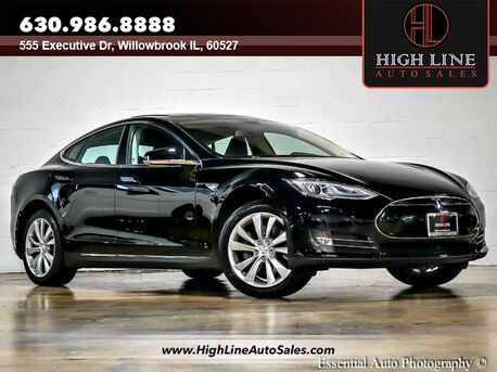 2013_Tesla_Model S_85kw_ Willowbrook IL