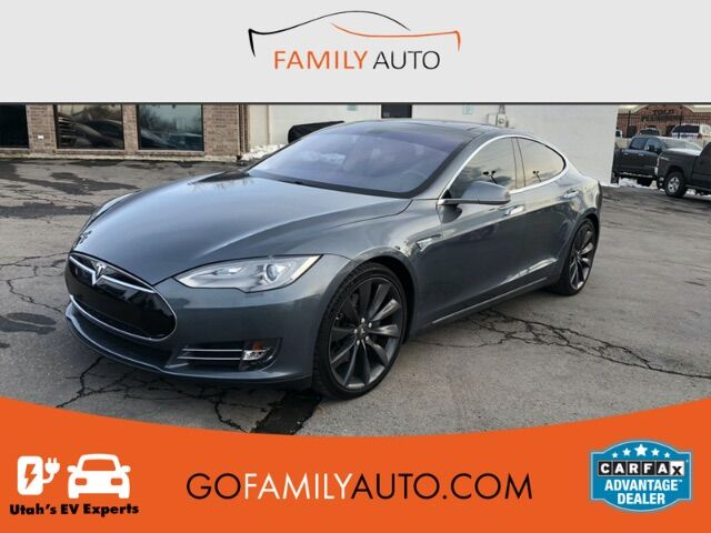 2013 Tesla Model S Performance Pleasant Grove UT