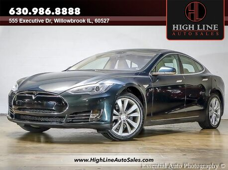 2013_Tesla_Model S_Performance_ Willowbrook IL