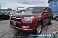 2013_Toyota_4Runner_SR5 / 4X4 / Automatic / Power Seats / Cruise Control / 3rd Row / Seats 7 / Aux Jack / Aluminum Wheels / Tow Pkg_ Anchorage AK
