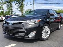 2013_Toyota_Avalon Hybrid_Limited_ Raleigh NC