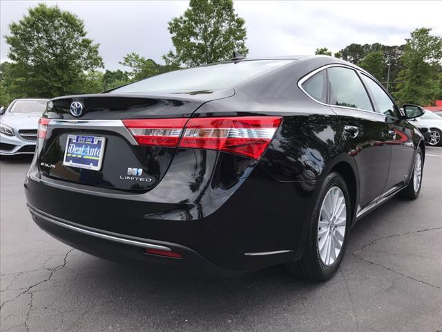 2013 Toyota Avalon Hybrid Limited Raleigh NC