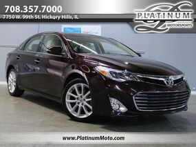 Toyota Avalon XLE Touring 1 Owner Nav Roof Leather 2013