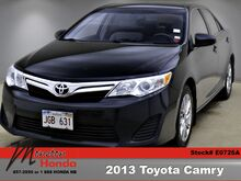 2013_Toyota_Camry_LE_ Moncton NB