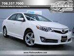 2013 Toyota Camry SE 1 Owner Auto Sunroof Loaded
