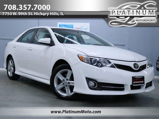 2013 Toyota Camry SE 1 Owner Auto Sunroof Loaded Hickory Hills IL
