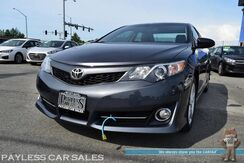 2013_Toyota_Camry_SE / Auto Start / Power Driver's Seat / Bluetooth / Cruise Control / Block Heater / 35 MPG_ Anchorage AK