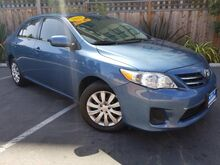 2013_Toyota_Corolla_LE_ Redwood City CA