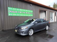 2013_Toyota_Corolla_S 5-Speed MT_ Spokane Valley WA