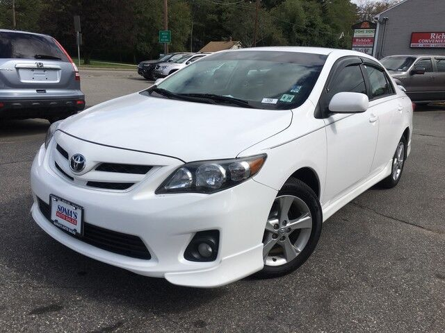 2013 Toyota Corolla S Worcester MA