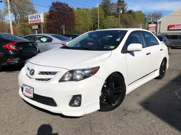 2013_Toyota_Corolla_S_ Worcester MA