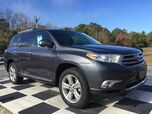 2013 Toyota Highlander 4d SUV AWD Limited