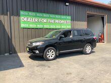 2013_Toyota_Highlander_Base 4WD_ Spokane Valley WA