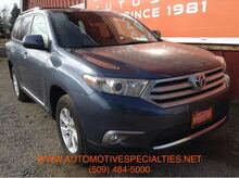 2013_Toyota_Highlander_Base 4WD_ Spokane WA