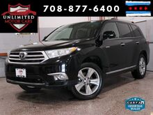 2013_Toyota_Highlander_Limited_ Bridgeview IL