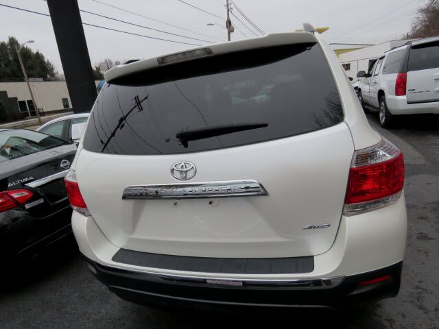 2013 Toyota Highlander Limited Roanoke VA