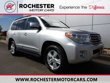 2013 Toyota Land Cruiser 4WD Navigation Rear DVD Sunroof Backup Cam BT USB Rochester MN