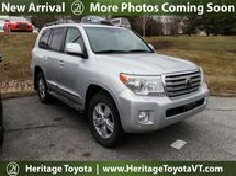 2013 Toyota Land Cruiser  South Burlington VT
