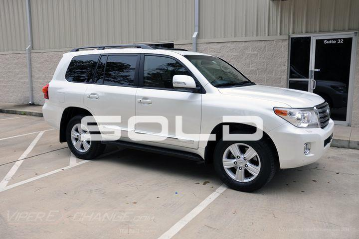 2013 Toyota Land Cruiser  Tomball TX
