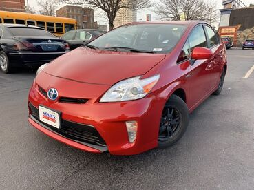 2013_Toyota_Prius_Three_ Worcester MA