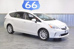 2013_Toyota_Prius v_HYBRID LOADED LEATHER! 44 MPG IN TOWN 40 HWY! MINT_ Norman OK