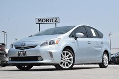 2013_Toyota_Prius v_Two_ Fort Worth TX