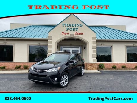 2013 Toyota RAV4 Limited Conover NC