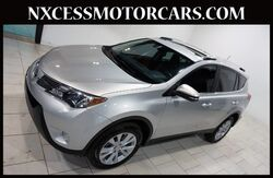 2013_Toyota_RAV4_Limited ROOF HEATED/LEATHER SEATS NAVIGATION BACK-UP CAM._ Houston TX